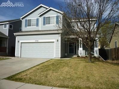 3780 Range Drive, Colorado Springs, CO 80922 - MLS#: 6533030