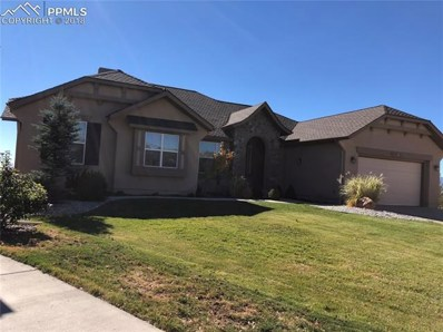 2453 Cinnabar Road, Colorado Springs, CO 80921 - MLS#: 6533754