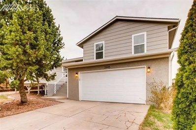 2945 Lavarie Drive, Colorado Springs, CO 80917 - MLS#: 6539419