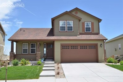 6667 Cottonwood Tree Drive, Colorado Springs, CO 80927 - MLS#: 6545907