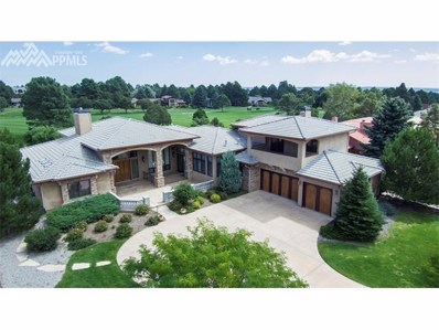 3515 Hill Circle, Colorado Springs, CO 80904 - MLS#: 6548801