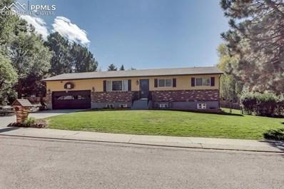 5636 Oro Grande Drive, Colorado Springs, CO 80918 - MLS#: 6548840