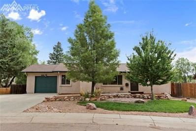 1208 Morning Star Drive, Colorado Springs, CO 80905 - MLS#: 6549740