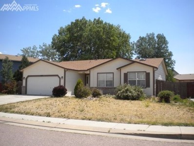 631 Hugh Martin Street, Colorado Springs, CO 80911 - MLS#: 6550564