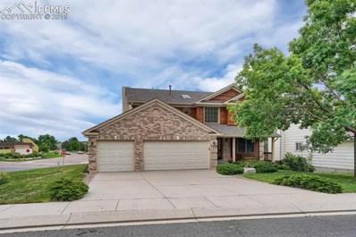 4745 Russett Oak Court, Colorado Springs, CO 80919 - #: 6552633