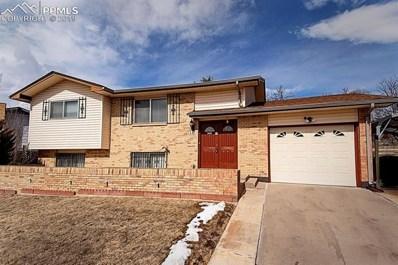 637 Raemar Drive, Colorado Springs, CO 80911 - MLS#: 6558920