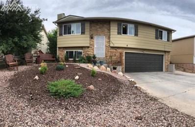 4495 Allison Drive, Colorado Springs, CO 80916 - MLS#: 6567663