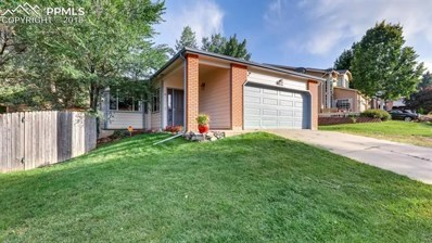 3555 Point Of The Rocks Drive, Colorado Springs, CO 80918 - MLS#: 6576484