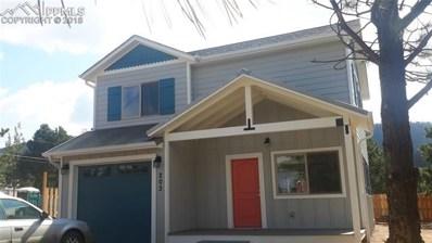 201 S Boundary Street, Woodland Park, CO 80863 - MLS#: 6578248