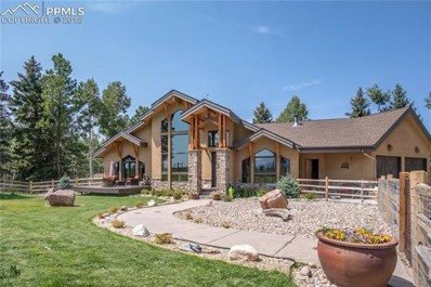1681 County 5 Road, Divide, CO 80814 - MLS#: 6579067