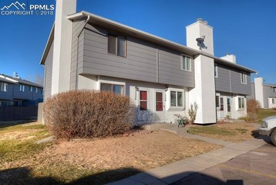 1326 Soaring Eagle Drive, Colorado Springs, CO 80915 - MLS#: 6580927