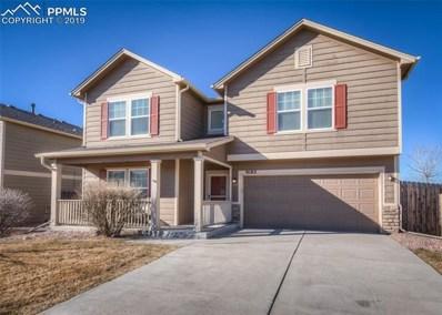 9185 Sand Myrtle Drive, Colorado Springs, CO 80925 - MLS#: 6592550