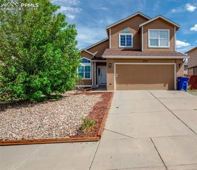 2027 Sage Grouse Lane, Colorado Springs, CO 80951 - MLS#: 6612441