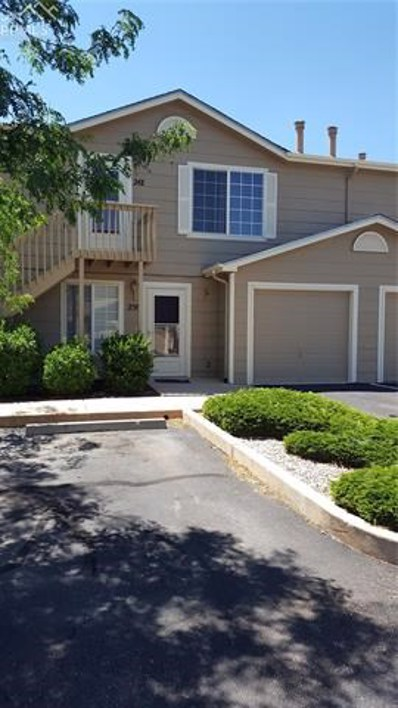 238 Shady Oak Grove, Colorado Springs, CO 80962 - MLS#: 6614647