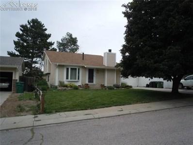 3128 Banjo Drive, Colorado Springs, CO 80918 - MLS#: 6630465