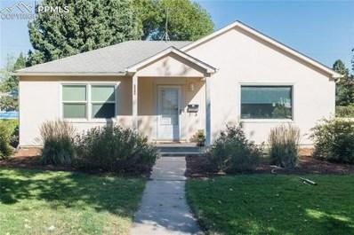 2403 Balboa Street, Colorado Springs, CO 80907 - MLS#: 6632346