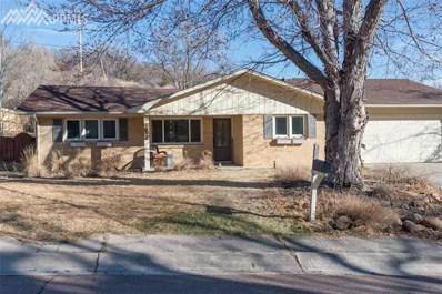1012 Zodiac Drive, Colorado Springs, CO 80905 - MLS#: 6642795