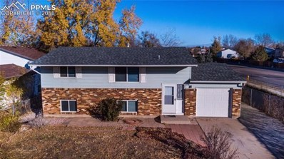 4590 London Lane, Colorado Springs, CO 80916 - MLS#: 6652581