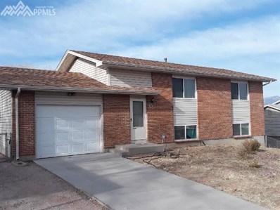 6745 Defoe Avenue, Colorado Springs, CO 80911 - MLS#: 6655317