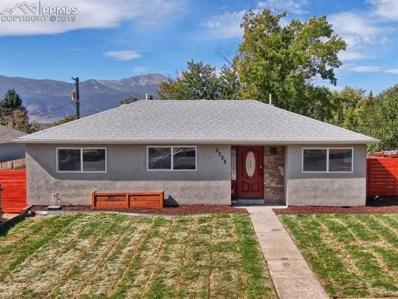 2228 Robin Drive, Colorado Springs, CO 80909 - MLS#: 6657335