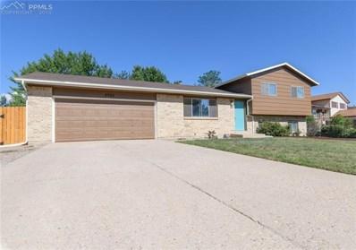5730 Tuckerman Drive, Colorado Springs, CO 80918 - MLS#: 6663224