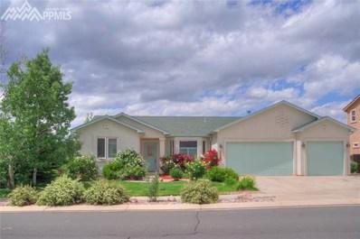 6980 Granite Peak Drive, Colorado Springs, CO 80923 - MLS#: 6665269