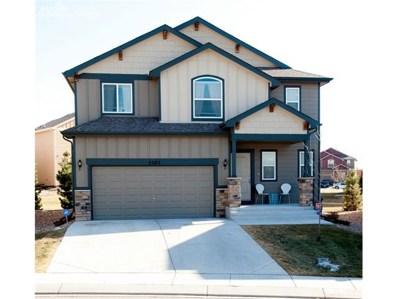 2283 Sierra Park Drive, Colorado Springs, CO 80916 - MLS#: 6678754