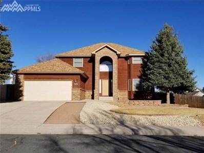 3876 Clovergate Drive, Colorado Springs, CO 80920 - MLS#: 6684690