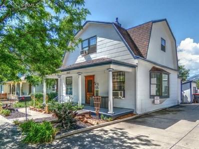 1707 W Vermijo Avenue, Colorado Springs, CO 80904 - MLS#: 6688484