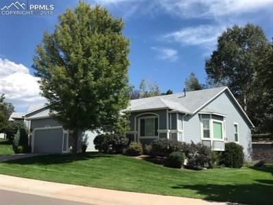 6708 Showhorse Court, Colorado Springs, CO 80922 - MLS#: 6694912