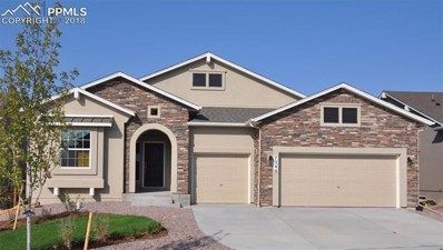 7346 Rim Bluff Lane, Colorado Springs, CO 80927 - MLS#: 6695049