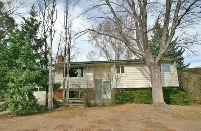 4635 Bella Drive, Colorado Springs, CO 80918 - MLS#: 6704144
