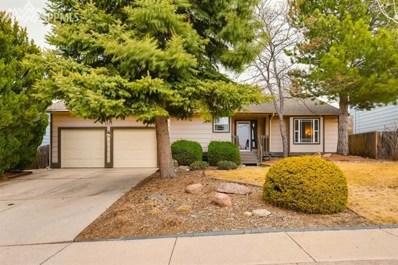 8153 Brigantine Drive, Colorado Springs, CO 80920 - MLS#: 6707683