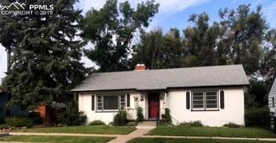 918 N Institute Street, Colorado Springs, CO 80903 - MLS#: 6717092