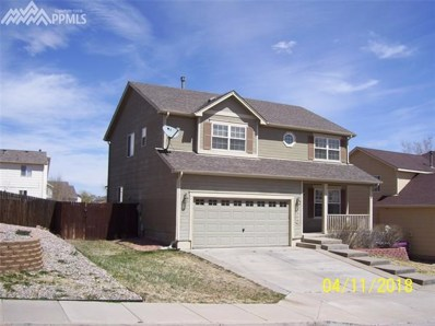 1368 Ancestra Drive, Fountain, CO 80817 - MLS#: 6737489