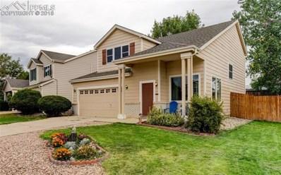 4430 E Anvil Drive, Colorado Springs, CO 80925 - MLS#: 6748108
