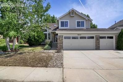 5830 Instone Circle, Colorado Springs, CO 80922 - MLS#: 6756007