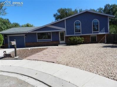 4170 Hybrid Place, Colorado Springs, CO 80917 - MLS#: 6768356
