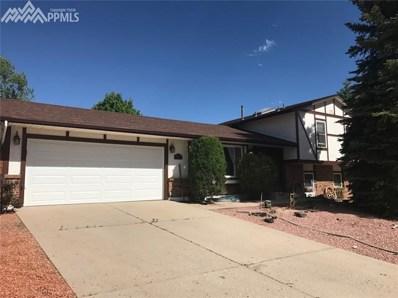 8315 Brigantine Drive, Colorado Springs, CO 80920 - MLS#: 6777256
