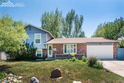 3821 N Midsummer Lane, Colorado Springs, CO 80917 - MLS#: 6785749