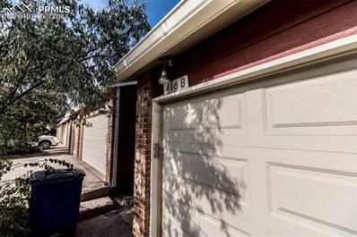 416 W Rockrimmon Boulevard UNIT B, Colorado Springs, CO 80919 - MLS#: 6786264
