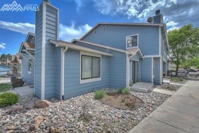 2620 Hearthwood Lane, Colorado Springs, CO 80917 - MLS#: 6791531
