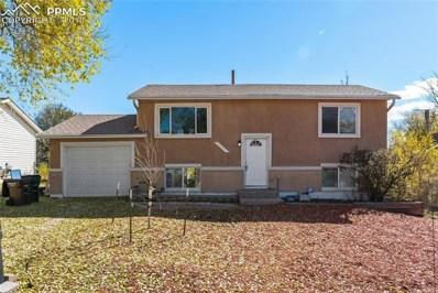 3525 Mosswood Lane, Colorado Springs, CO 80910 - MLS#: 6795335