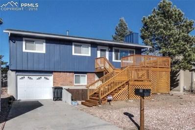 1118 Tulip Place, Colorado Springs, CO 80907 - MLS#: 6799782