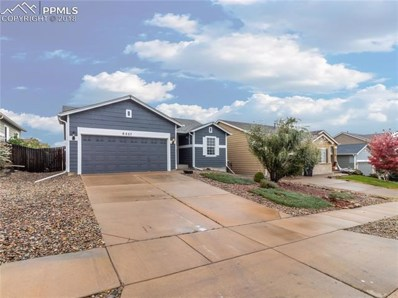 6557 Alibi Circle, Colorado Springs, CO 80923 - MLS#: 6808795