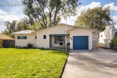 220 Jasper Drive, Colorado Springs, CO 80911 - MLS#: 6813935