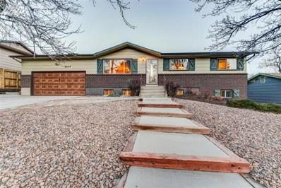 5347 Mira Loma Circle, Colorado Springs, CO 80918 - MLS#: 6821248