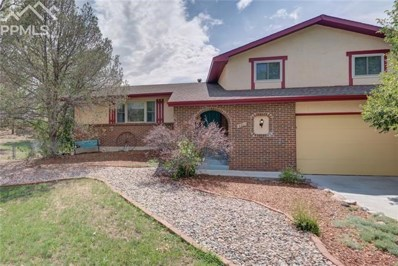 4861 Escapardo Way, Colorado Springs, CO 80917 - MLS#: 6823422