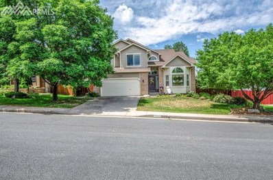 7135 Montarbor Drive, Colorado Springs, CO 80918 - MLS#: 6825255