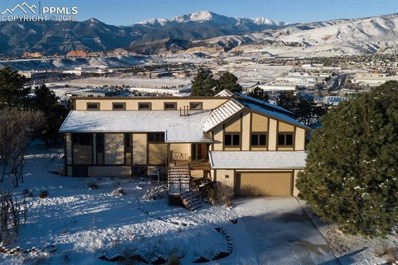 4922 W Cliff Point Circle, Colorado Springs, CO 80919 - MLS#: 6825757
